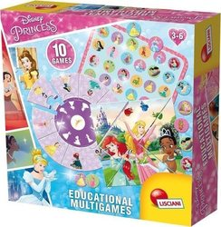 Real Fun Toys Princess Educational Multigames