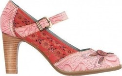 Laura Vita Albane 12 Red / Pink