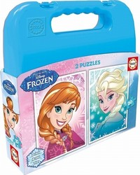 Frozen Case 2*20pcs (16511) Educa