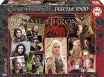Game of Thrones 1500pcs (17125) Educa