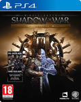 Middle-earth Shadow of War (Gold Edition) PS4