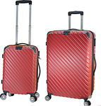 Rain Set RB9008 2x Cabin-Large Red