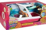 Mattel Βarbie Dolphin Magic Ocean View Boat