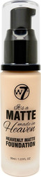 W7 Cosmetics Matte Made In Heaven Buff 30ml