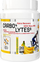 SCN Carbo4 - Lytes8 Extra Recovery 600gr Μπανάνα