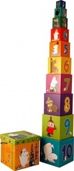 Barbo Toys Stacking Cubes - Mumin