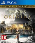 Assassin's Creed Origins (Gold Edition) PS4