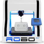 Robo R1 +Plus with Attached LCD Screen