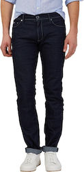 JEANS GAS NORTON STRAIGHT WK08 ΣΚΟΥΡΟ ΜΠΛΕ