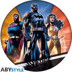 ABYstyle DC Comics Justice League In Shape MousePad