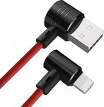Baseus Magnetic USB to Lightning Cable Κόκκινο 1m (CALTX-09)