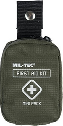 Mil-Tec First Aid Mini 16025800 Green