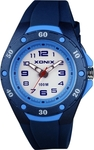 Xonix Kids Blue Rubber Strap OV-005