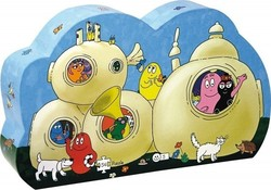 Παζλ Σπίτι Barbapapa 54pcs (BT2207) Barbo Toys