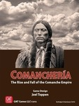GMT Games Comancheria Rise Fall Comanche Empire