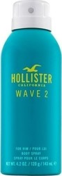 Hollister Wave 2 Spray 143ml
