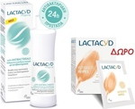 Lactacyd Pharma With Antibacterials & Intimate Wipes