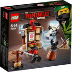 Lego NinjaGo: Ninjago Movie Spinjitzu Training 70606