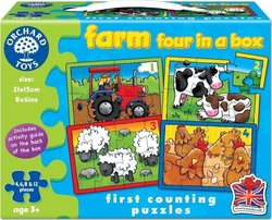 Farm Four In Box Παζλ 30pcs (209) Orchard