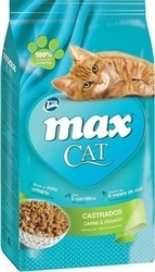 Max Cat Adult Castrated 20kg