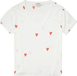 T-shirt Maison Scotch 011090