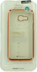 Mercury Ring 2 Back Cover Rose Gold (Galaxy A3 2017)