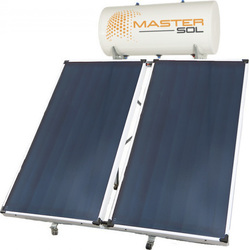 MasterSOL Color 300lt/4.6m² Glass Επιλεκτικός