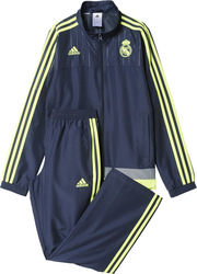 0b1750f64d8 Προσθήκη στα αγαπημένα menu Adidas Real Pr Suit Y Football/soccer Tracksuit  S87863