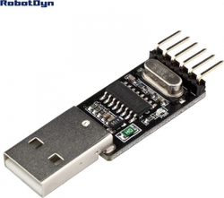 RobotDyn USB-Serial adapter CH340G 5V/3.3V