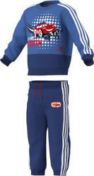 "Adidas Disney ""cars"" Tracksuit Inf G81398"