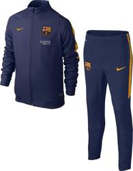 Nike Fc Barcelona Woven Tracksuit Gs 810779-451