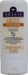 Aussie 3 Minute Miracle Colour Deep Treatment 75ml