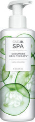 CND Cucumber Heel Therapy Callus Smoother 236ml