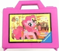 Puzzle Cubes My Little Pony 6pcs (7430) Ravensburger