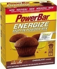 PowerBar Energize Muffin 14x40gr Σοκολάτα