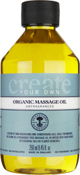 Neal's Yard Remedies Create Your Own Organic Massage Oil 250ml