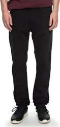 DC WORKER SLIM JEANS BLACK RINSE