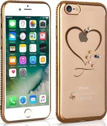 Caseflex Diamond Edge Gold (iPhone 8/7)