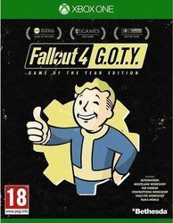 Fallout 4 (Game of the Year Edition) XBOX ONE
