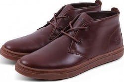 Timberland Plain Toe Chukka A1HC1 Dark Brown