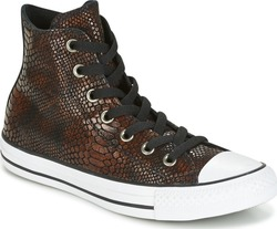 8692a836523 Converse All Star Chuck Taylor Hi Snake Fashion Brown
