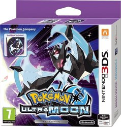 Pokemon Ultra Moon (Steelbook Edition) 3DS