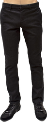 BOSS ORANGE SLIM 4-W TROUSER BLACK