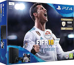 Sony PlayStation 4 Slim 1TB & Fifa 18