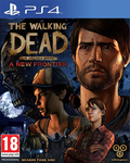 The Walking Dead The Telltale Series A New Frontier PS4