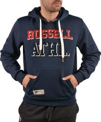 Russell Athletic Double Felt Applique Hoody A7-610-2-190