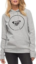 ROXY AFTER SURF HOODIE HERITAGE HEATHER