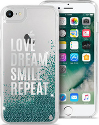 Puro Aqua Love Dream Smile Repeat (iPhone 7)