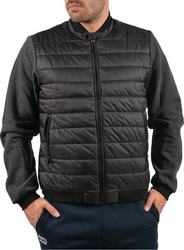 Russell Athletic Contrast Sleeved Bomber Jacket A7-030-2-099