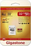 Gigastone Professional Extreme 633X microSDHC 32GB U3 with Adapter